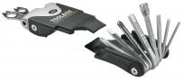 Sks инструмент складной toolbox travel, 18 функций