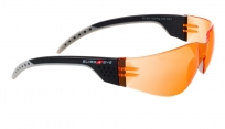 Очки спортивные swisseye outbreak luzzone s. оправа: чёрно-серая. линзы: оранжевые