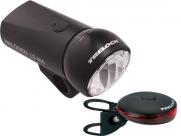 Trelock фонарь ls 430 передний + задний
