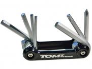 Sks набор инструментов tom 7, 7 функций, с чехлом