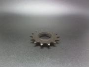 Funn сменная звездочка с резбой для задней втулки bullet single speed rear hub 12 зубьев