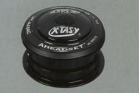 """X-taz-y рулевая a218ас 1 1/8"""" пром подшипник. для экстрим катания. ал.чёр."""