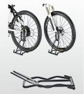 Стойка для велосипеда универсальная складная (заднее, переднее колесо)