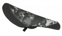 Velo седло vl-7100 bmx pivotal стандартное. 222х123мм. 265г. обшивка-кевлар. камуфляж. (только для подседельного штыря pivotal)