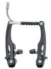 Alhonga тормоза v-brake hj-803pe, сталь в пластике, рамки 110мм