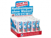 Tip-top clean-up очиститель для рук, 20шт по 25мл