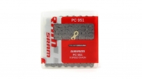 Цепь 9v sram pc-951 + powerlink gold 9 ск.