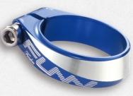 Хомут подс. 31.8mm. funn frodon anod, цвет: blue.