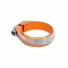 Хомут подс. 34.9mm. funn frodon anod, цвет: orange.