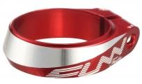 Хомут подс. 34.9mm. funn frodon anod, цвет: red.