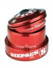 Рул. кол. sixpack fire zs44/28.6-ec49/40 red