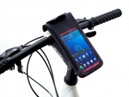 Сумка для смартфона WR-820XL 9,5х1,1х17см 210D нейлон рипстоп, для SAMSUNG NOTE 1 / NOTE 2 / NOTE 3 / NOTE 4