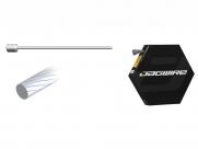 Jagwire трос скоростной гладкий, нержавеющая сталь, 1,1 х 2300, 100 шт. в коробке