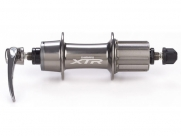 Shimano втулка задняя fh-m960 xtr 32h, 8/9-скоростей, old:135мм, qr-175мм, титан, инд.уп.