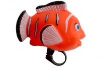 """Сигнал """"Рыбка"""" резиновый, в торг.уп."""