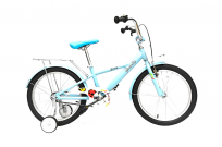 "Велосипед Gravity Sunny 20"" зелёный"
