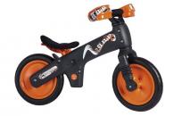 Беговел детский B-BIP, чёрно-оранжевый