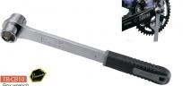 Super b (premium) tb-cb10 ключ для шатунов накидной 14/15мм, торг.упаковка