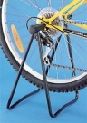Стойка ul-302-1 под заднее колесо велосипеда с быстрозажимным механизмом