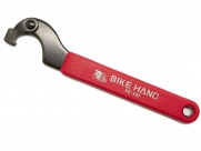 Bike hand yc-157 ключ шлицевой для контргайки оси каретки